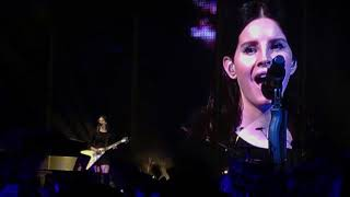 Lana Del Rey - Yayo (Live, Boston)