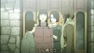 アニメ 「ごめん、愛してる~空白の1年」 3/4.