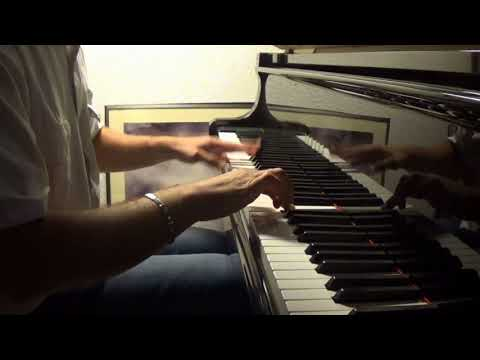 Js Bardon joue JS BACH prélude et fugue fa majeur BWV 856 prélude livre 1