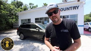 The 2017 Subaru Outback 2.5 Limited | In Depth Walk Around Review | Charleston, SC