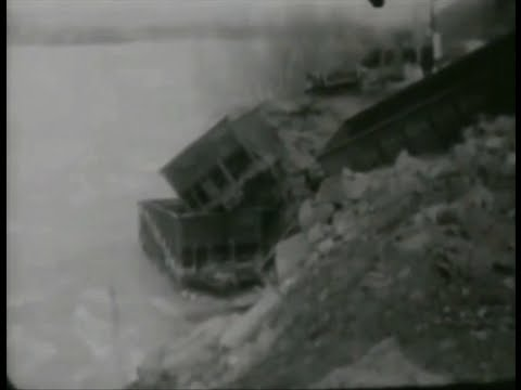 knox mine disaster location and footage