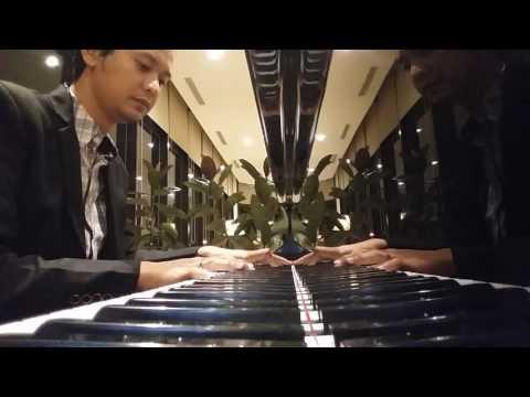 Jodoh pasti bertemu - afgan cover piano