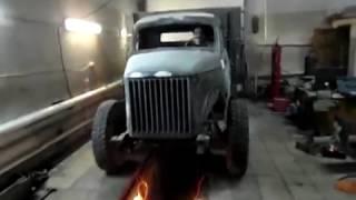 ГАЗ 51 Ремонт