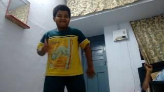 ralipoye puvva song dance by arfan