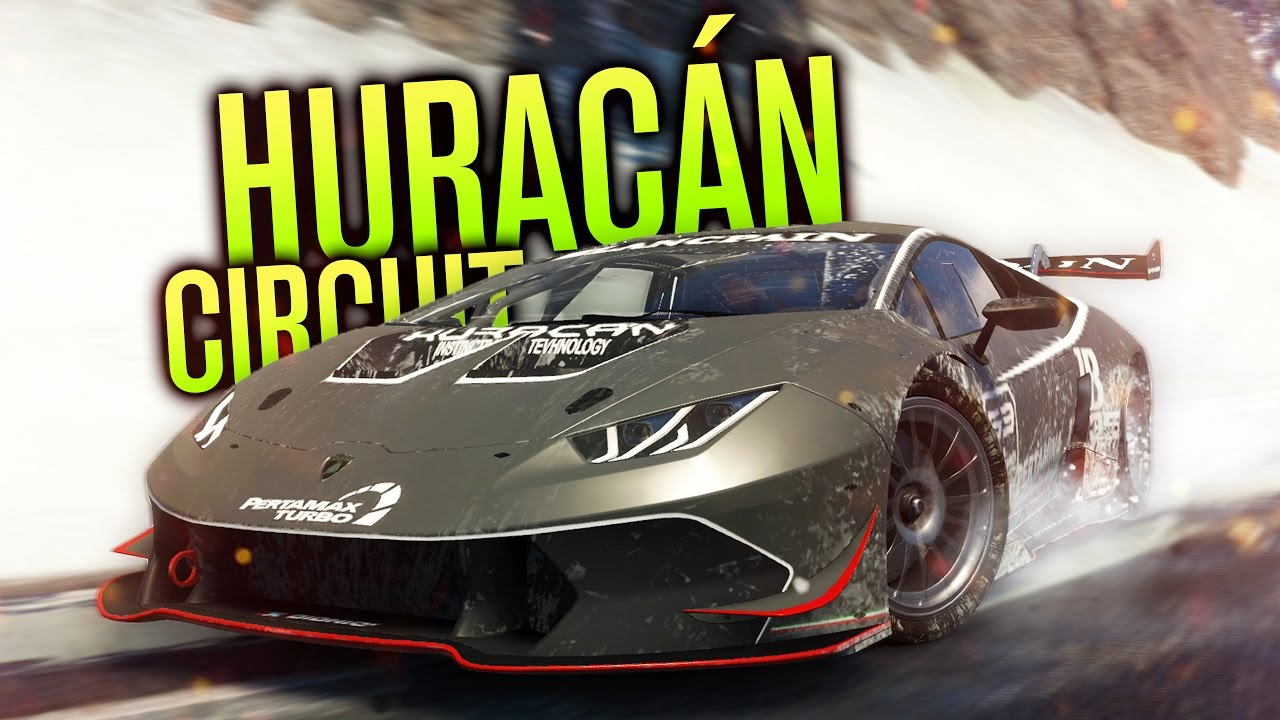 Fastest Circuit Car In The Crew