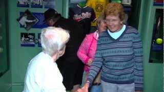 All-American Girls Professional League Reunion - Baseball Hall of Fame