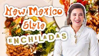 Ivy's AMAZING New Mexico Style Enchiladas | IGTV