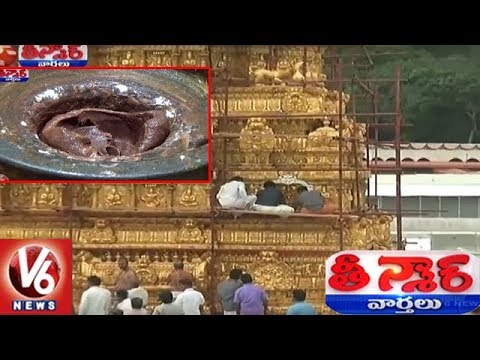 3rd Day Of Maha Samprokshanam In Tirumala Tirupati Devastanam | Teenmaar News | V6 News