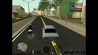 Обзор на игру GTA San Andreas - кавказ