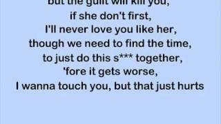 Amy Winehouse - Just Friends (lyric)