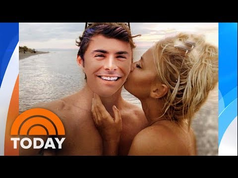 Teen Replaces Her Ex-Boyfriend In Photos With Zac Efron | TODAY