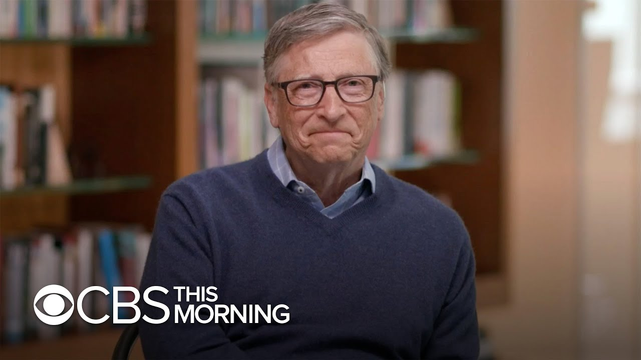 Extended interview: Bill Gates on coronavirus pandemic