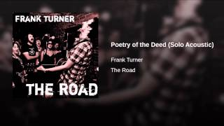 Poetry of the Deed (Solo Acoustic)