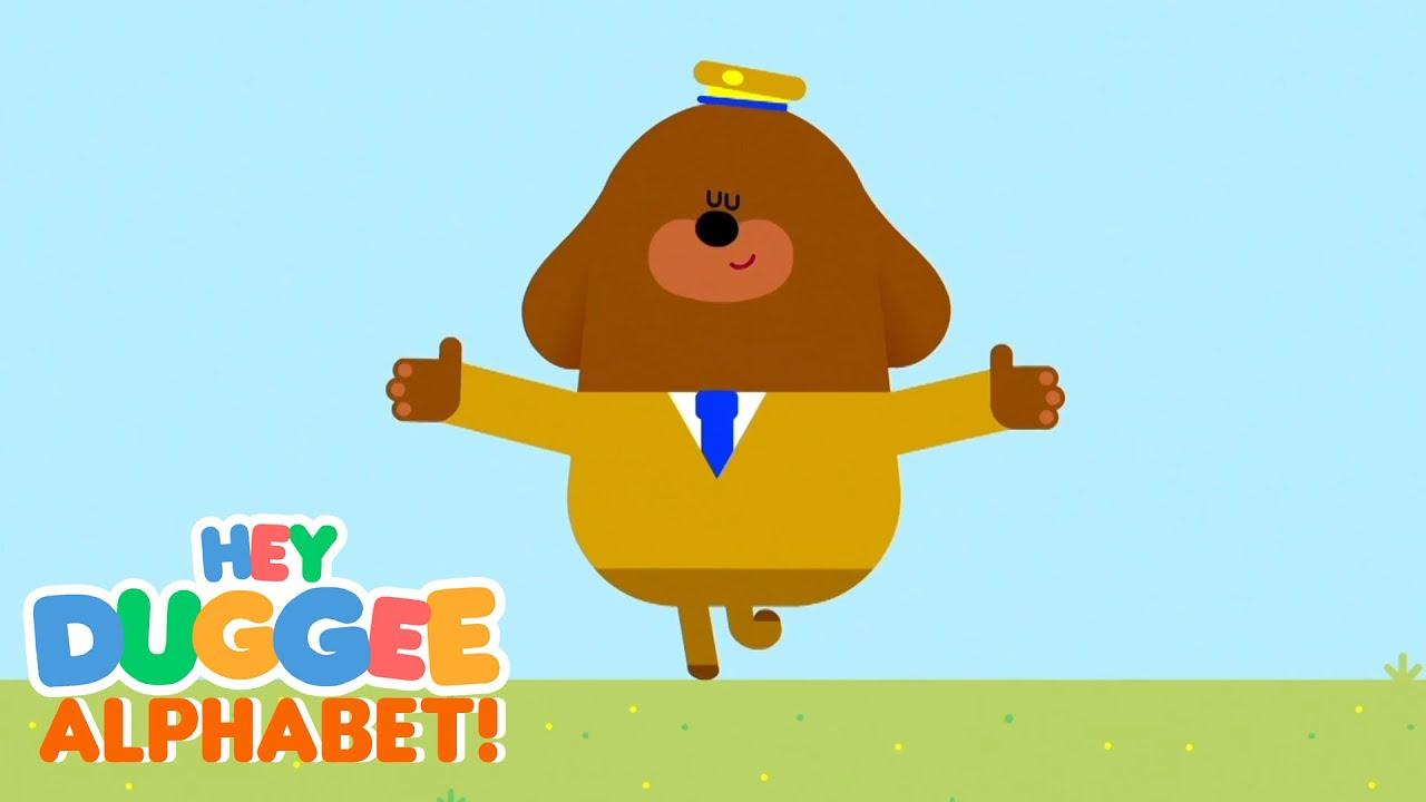 The B Badges   Duggee Alphabet   Hey Duggee