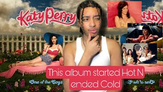 Katy Perry - One of the Boys (Album + Music Videos) Reaction!