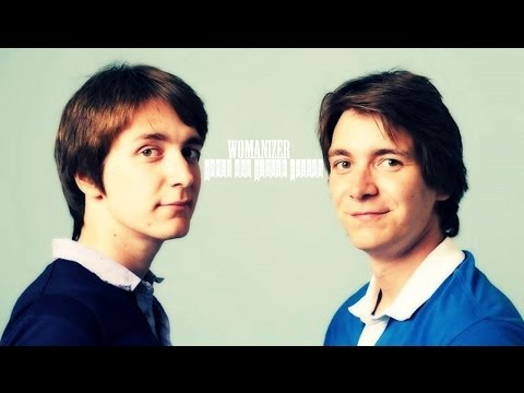 ‹‹James and Oliver Phelps›› ✗ Womanizer