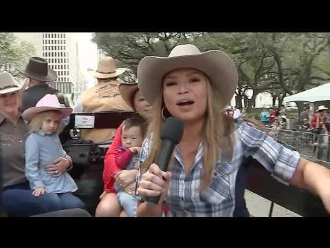Houston Livestock Show And Rodeo Parade 2018