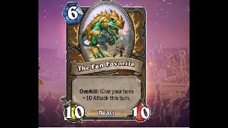 The Fan Favorite True Power in Action #hearthstone