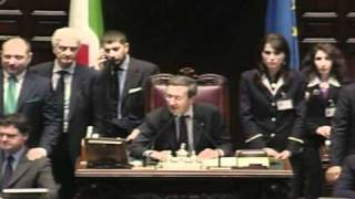 berlusconi superara mocin de censura del parlamento italiano