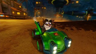 Crash Team Racing: Nitro-Fueled: Quick Look (Video Game Video Review)
