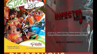 MENTAL - PELAU (MOUNTAIN AH RICE) - INFECTED RIDDIM - GRENADA SOCA 2013