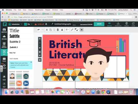 Infographic Tutorial infographic tutorial piktochart : Piktochart Tutorial and Introduction - YouTube