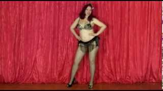 Burlesque Lesson One (part Two) - Crowd Pleasing Moves