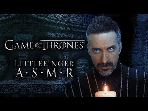 Game of Thrones: Littlefinger ASMR [ASMR]