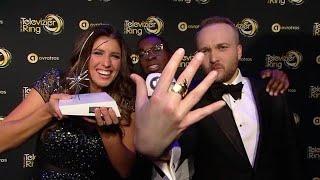 Marieke heeft 'm: de Televizier Talent Award!  - RTL LATE NIGHT