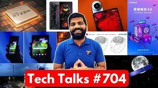 Tech Talks #704 Galaxy A50, iOS 12 Share, Chandrayaan 2, Moto Z4 Play, Samsung Folding Phone