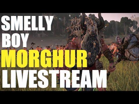 Smelly Boy Morghur Livestream
