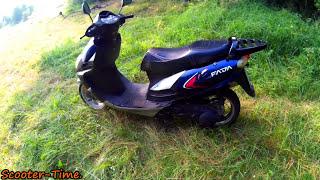 Ремонт скутера Fada/Viper 150 ( Финал сборки )