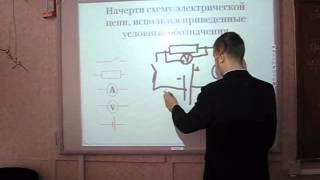 Отличный урок физики