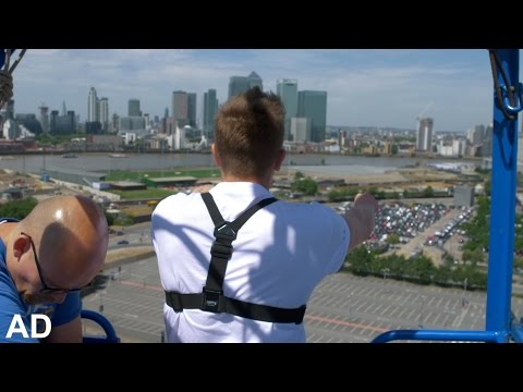 YOUTUBERS BUNGEE JUMP
