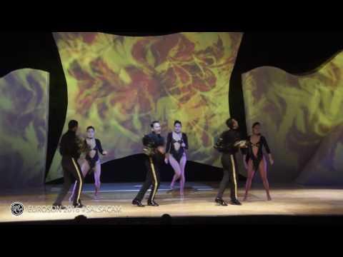 Show Adolfo Y The Latin Soul Dancers Euroson Latino 2016