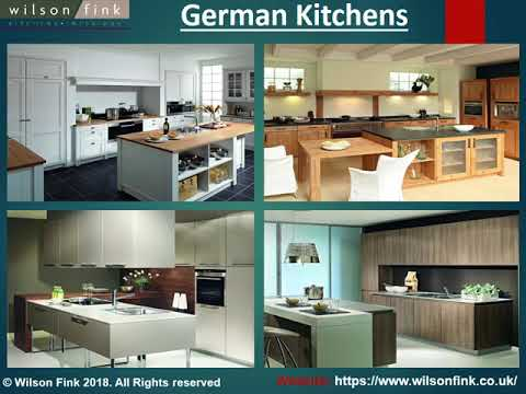 Wide Range of German kitchens in Kitchen Showroom London - Wilson Fink