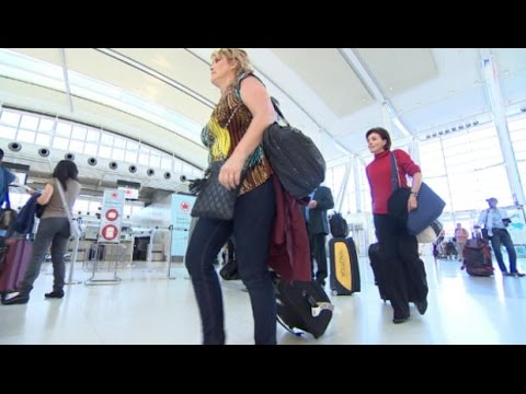Checked-bag Fees May Heighten Carry-on Chaos