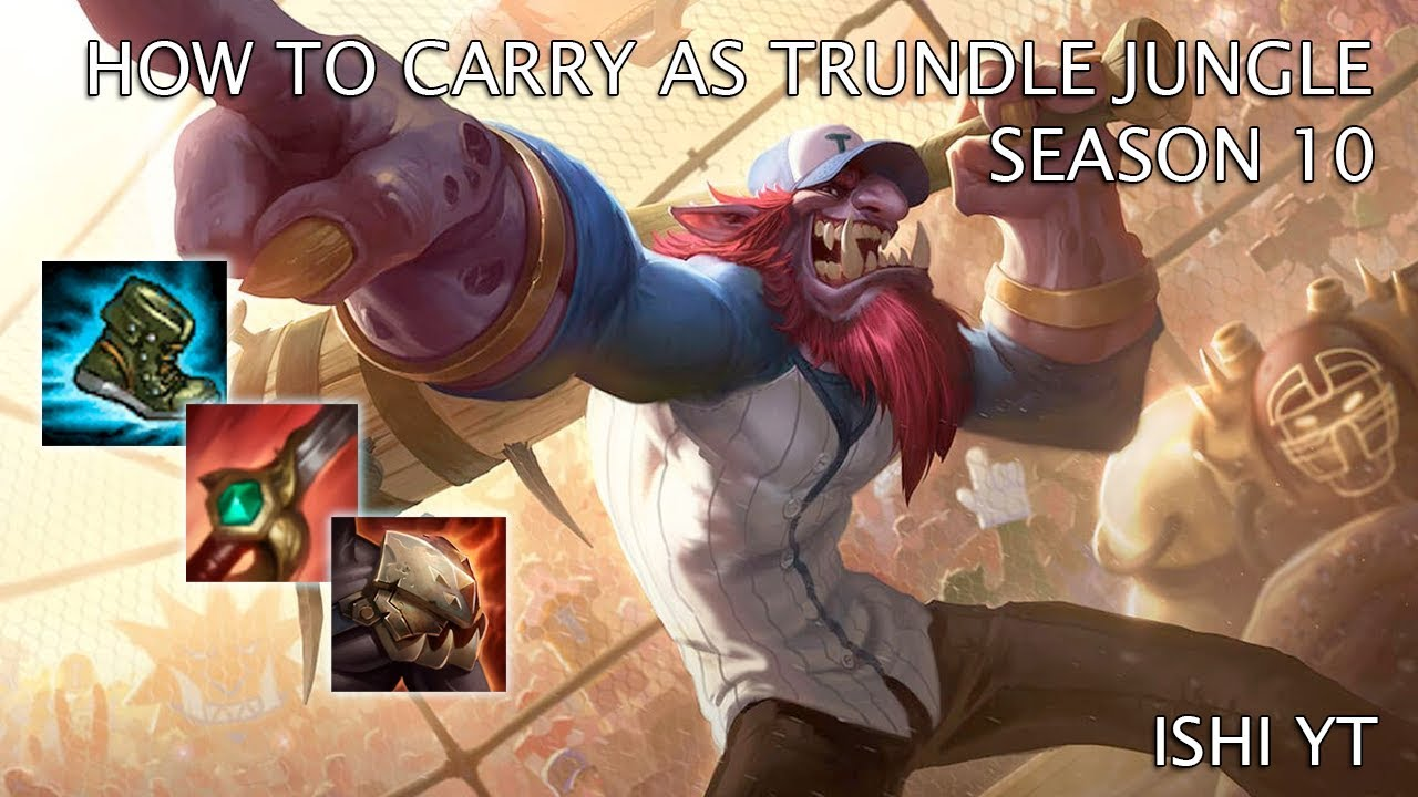 trundle build guide 10 14 trundle
