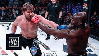 FIGHT HIGHLIGHTS | Cheick Kongo vs. Vitaly Minakov