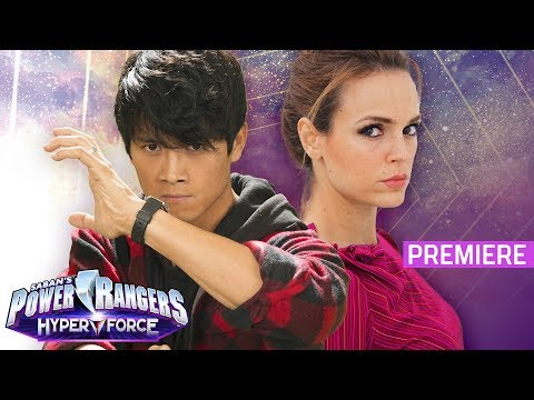 Power Rangers HyperForce: Welcome to Time Force Academy   Tabletop RPG (Premiere)