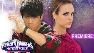 Power Rangers HyperForce: Welcome to Time Force Academy | Tabletop RPG (Premiere)