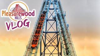 Pleasurewood Hills Vlog July 2019