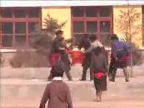 チベットの真実の叫び!「文化的な大量虐殺」に対する抗議!2008年3月16日