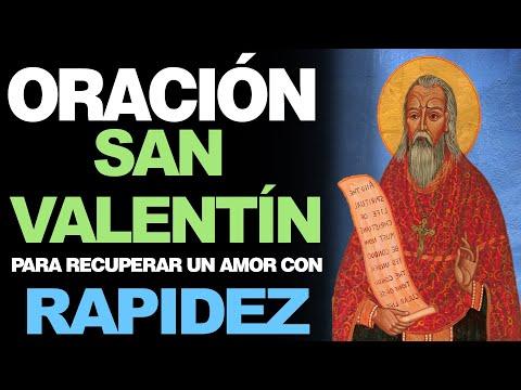 🙏 Oración a San Valentín PARA RECUPERAR UN AMOR CON RAPIDEZ ❤