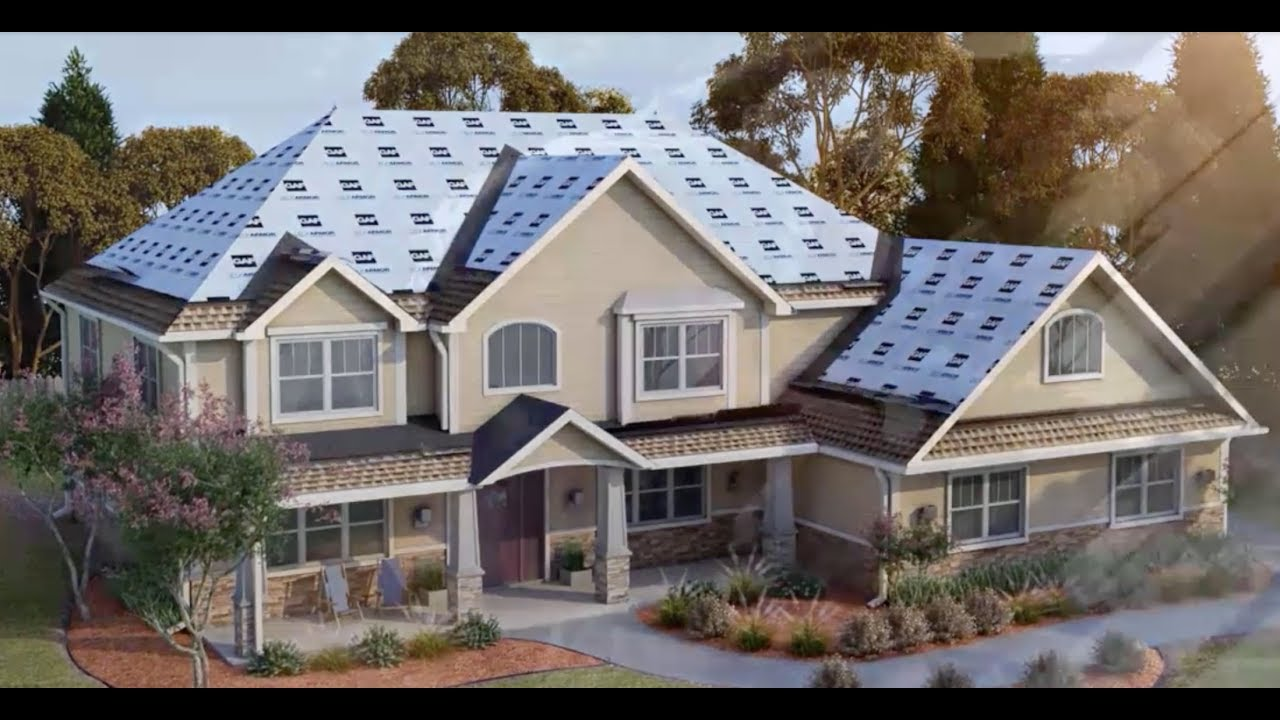 How To Install Gaf Roof Shingles Youtube