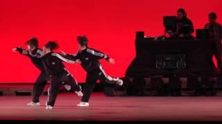 説明ダンスコンテストで活躍しているチームです!