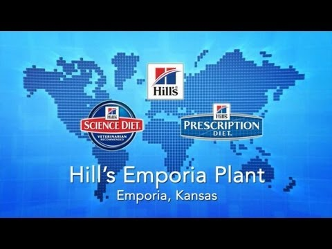 Full Length Int'l - Factory Tour at Hill's Pet Food Manufacturing Facility