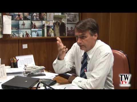 TWTV _ Deputado Jair Bolsonaro falando sobre Homosexualismo
