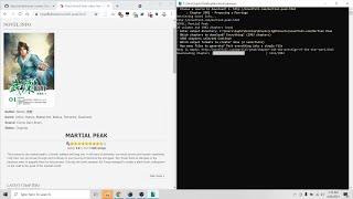 Batch Download AsianNovels/LightNovels/WebNovels in epub,pdf,docx,txt etc. formats screenshot 5