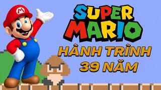 LỊCH SỬ CỦA TỰA GAME MARIO (1981 - 2020)